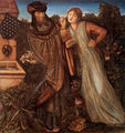 Edward Burne-Jones King Mark and La Belle Iseult.jpg